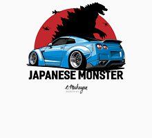 Nissan GTR. Japanese Monster (blue) Unisex T-Shirt