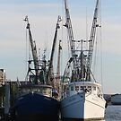 Shrimpers by Bob Hardy