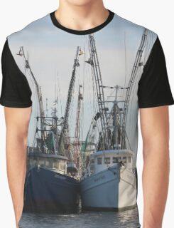 Shrimpers Graphic T-Shirt