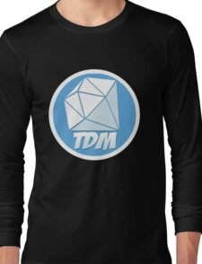 the diamond minecart dantdm Long Sleeve T-Shirt