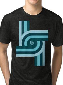 Twisting Bauhaus Tri-blend T-Shirt