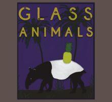 Glass Animals Tapir One Piece - Short Sleeve