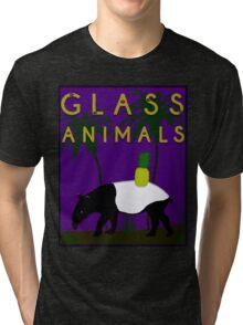 Glass Animals Tapir Tri-blend T-Shirt