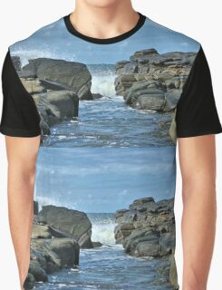 Big Rocks Graphic T-Shirt
