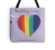 Rewriting Love Film Tote Bag