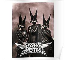babymetal poster Poster