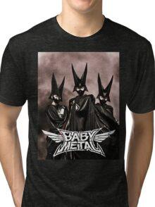 babymetal poster Tri-blend T-Shirt