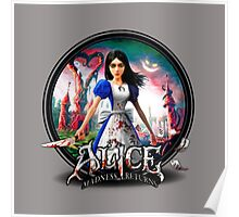 alice madness return blood body Poster