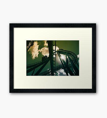Coasted  Framed Print