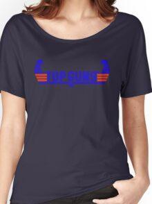 Top Guns Women's Relaxed Fit T-Shirt
