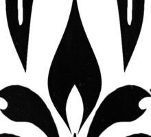 Cool Graphic Design Vector Grunge Retro Texture Sticker