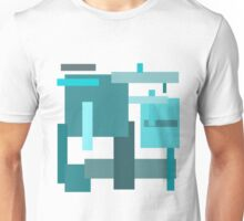 Frost Blocks Unisex T-Shirt