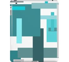 Frost Blocks iPad Case/Skin