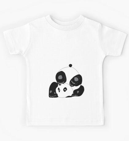 Playful Panda Kids Tee