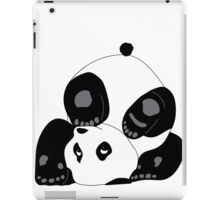 Playful Panda iPad Case/Skin