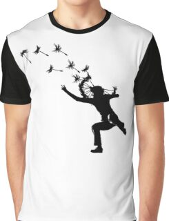 Dandelions Are Fun! Graphic T-Shirt