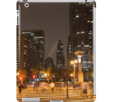 San Francisco Embarcadero iPad Case/Skin