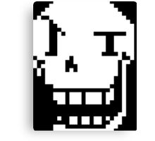 Papyrus from Undertale! Canvas Print