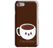 Bitter Coffee iPhone Case/Skin