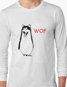 WOF PENGUIN Long Sleeve T-Shirt