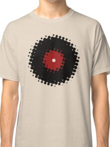 Vinyl Records Retro Vintage 50's Style Classic T-Shirt