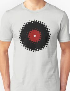 Vinyl Records Retro Vintage 50's Style T-Shirt