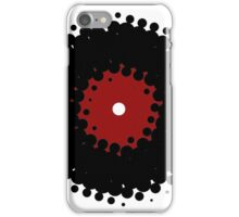 Vinyl Records Retro Vintage 50's Style iPhone Case/Skin