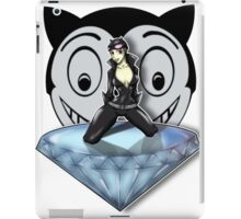 Here kitty kitty iPad Case/Skin