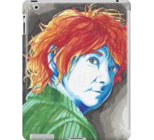 Abstract Bilbo Baggins Traditional Protrait iPad Case/Skin