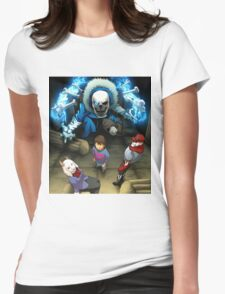 Persona Tale - Parody Womens Fitted T-Shirt