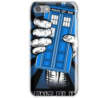 Don't Blink - Doctor Who iPhone Case/Skin