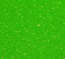 Lime Green Glitter by WisePhoto