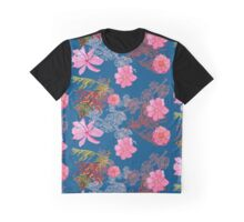 Carla and Mim and Clare's Japanese Aussie Garden Graphic T-Shirt