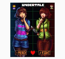 Mercy or Fight - Undertale Unisex T-Shirt