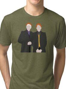 Weasley Twins Tri-blend T-Shirt