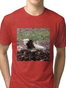 Cocky 02 Tri-blend T-Shirt