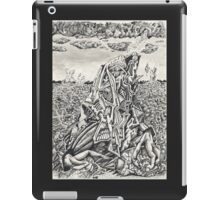 Intimidation by Brian Benson iPad Case/Skin