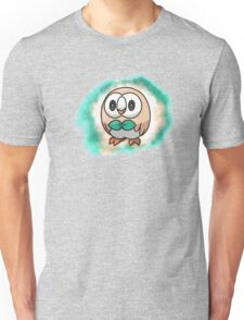 Rowlet - pokemon sun and moon starter Unisex T-Shirt