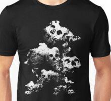 skull cloud Unisex T-Shirt