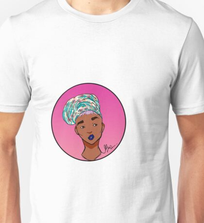 Headscarf Unisex T-Shirt