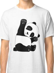 Waving Panda Classic T-Shirt