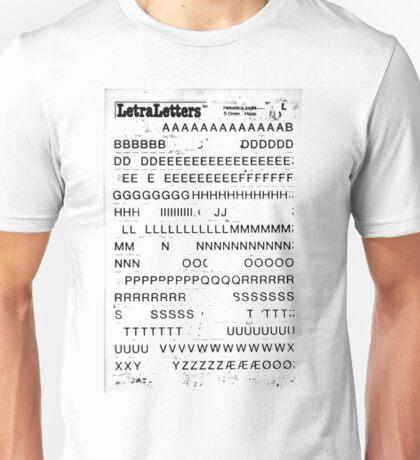 letraletters T-Shirt