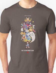 Determination - Undertale Unisex T-Shirt