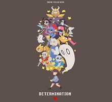 Determination - Undertale Unisex T-Shirt