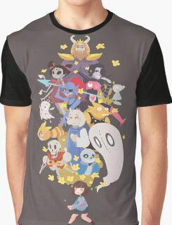 Determination - Undertale Graphic T-Shirt