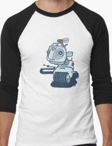 let's go Men's Baseball ¾ T-Shirt