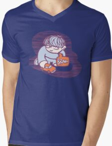 brmmm Mens V-Neck T-Shirt