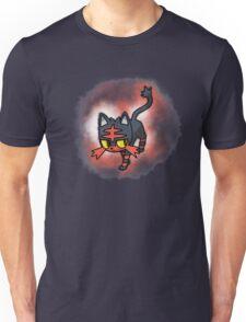 Litten - pokemon sun and moon starter Unisex T-Shirt