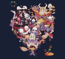 Undertale One Piece - Long Sleeve