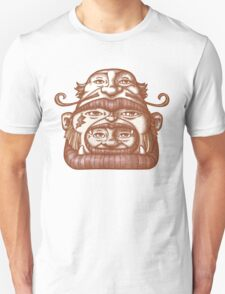hungry humans Unisex T-Shirt
